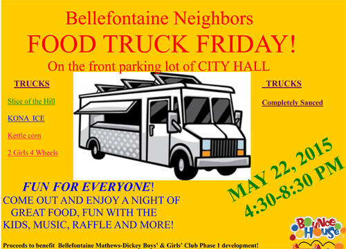 Food Truck Friday St Louis