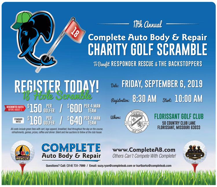 Complete Auto Body Charity Golf Scramble – Explore North County